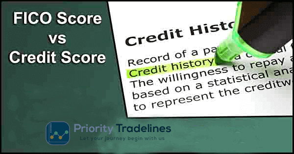 What Are Major Differences Between FICO Score Vs Credit Score
