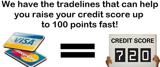 Tradelines Report Faster